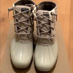 Sperry Syren Gulf oat duck boots